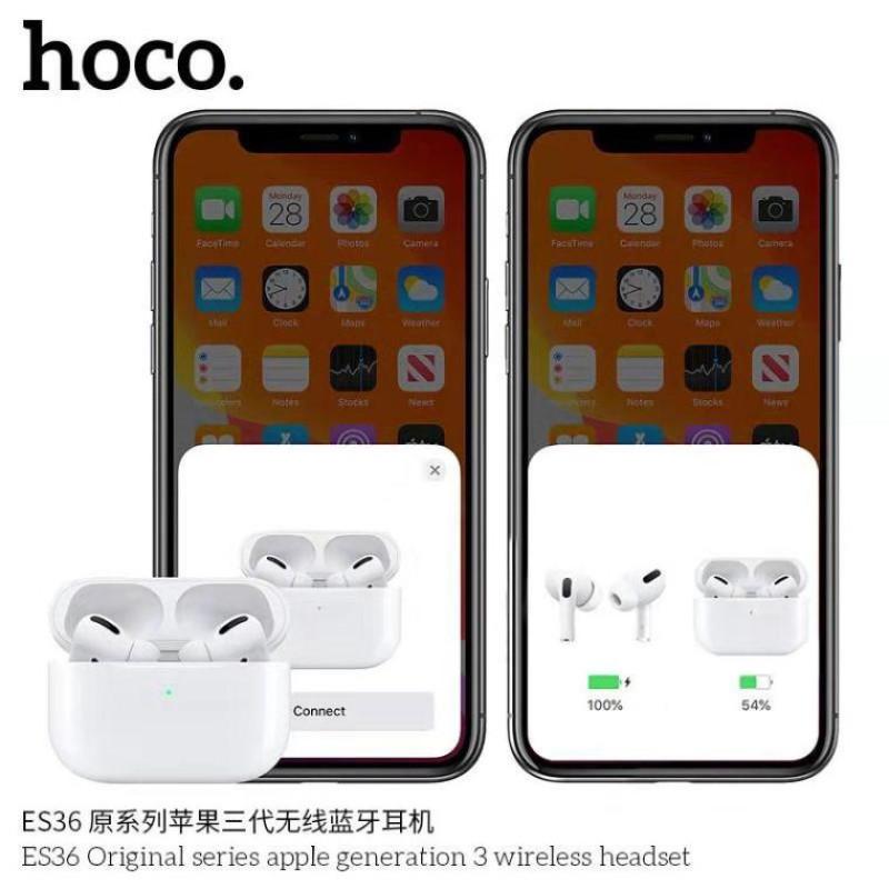 Навушники HOCO ES36 Original series apple TWS