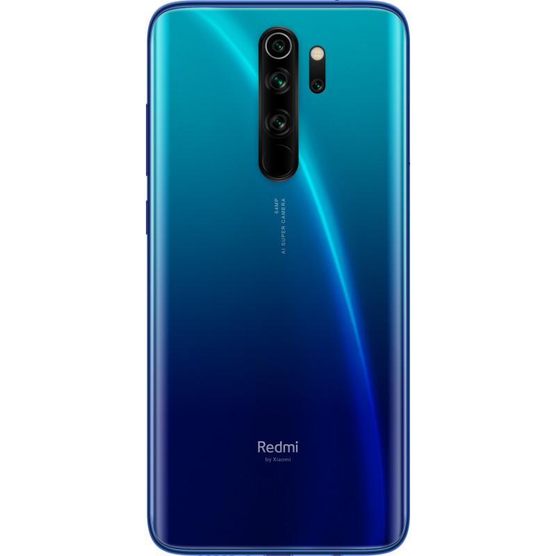 Redmi Note 8 Pro 6 / 64Gb Ocean Blue EU