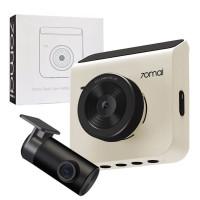 Видеорегистратор 70mai Dash Cam A400 + Камера заднего вида (Международная версия) (Midrive A400 + RC09) Ivory
