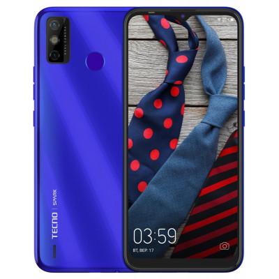 Tecno Spark 6 Go (KE5) 2/32GB Dual Sim Aqua Blue