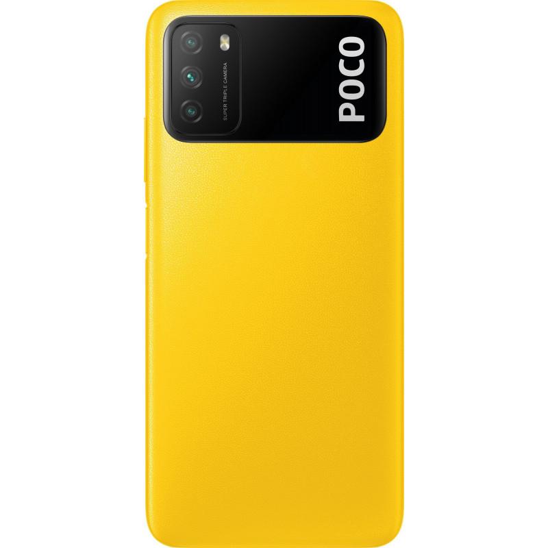 Poco M3 4 / 64Gb Yellow EU