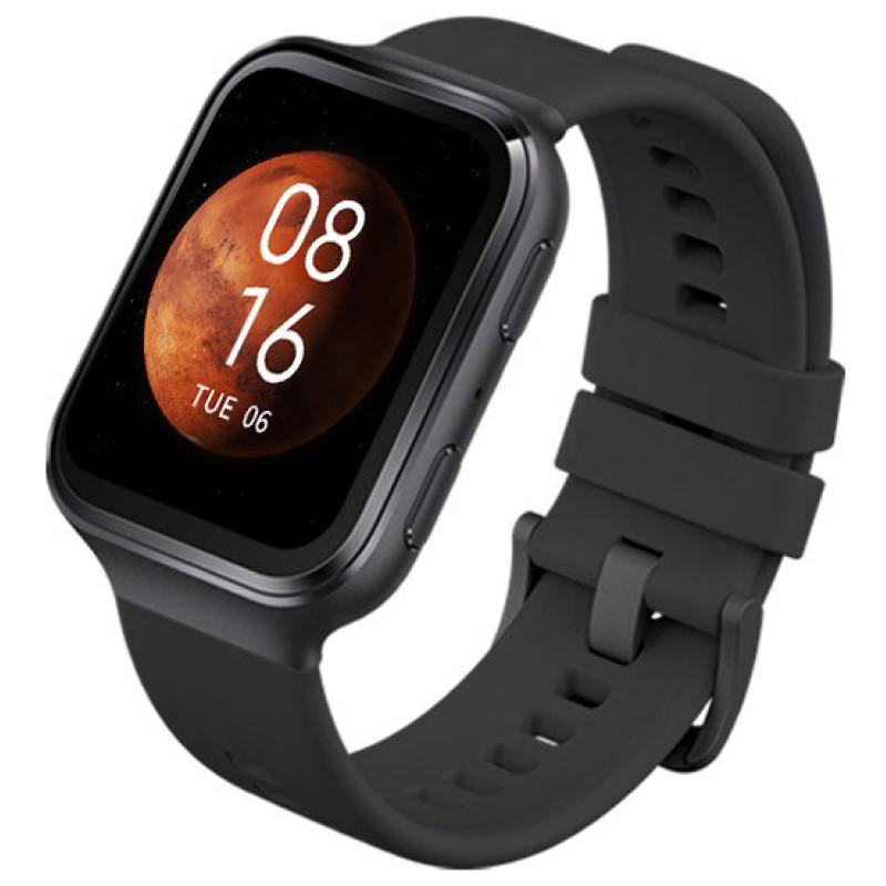 Смарт-годинник Xiaomi 70Mai Saphire Watch (WT1004) Black (Міжнародна версія)