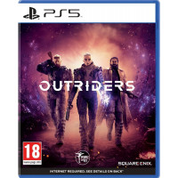 Outriders PS5 ( русская версия )