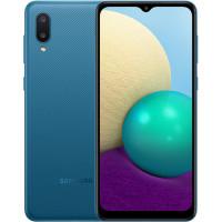 Samsung Galaxy A02 2/32GB Blue (UA UCRF) - (SM-A022GZBBSEK)