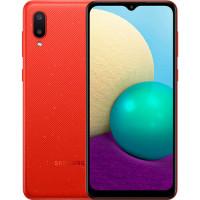 Samsung Galaxy A02 2/32GB Red (UA UCRF) - (SM-A022GZRBSEK)