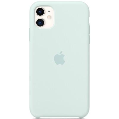 Apple Silicon Case iPhone 11 Beryl (HC)