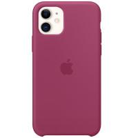 Apple Silicon Case iPhone 11 Pomegranate (HC)