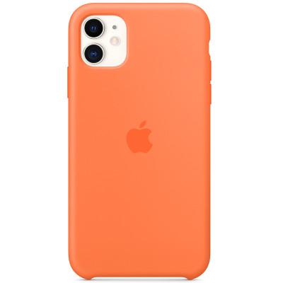 Apple Silicon Case iPhone 11 Vitamin C (HC)