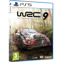 WRC 9 PS5 (русская версия)