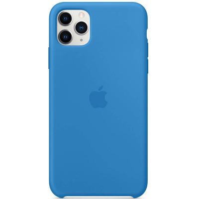 Apple Silicon Case iPhone 11 Pro Surf Blue (HC)