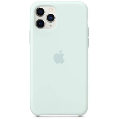 Apple Silicon Case iPhone 11 Pro Seafoam (HC)