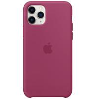 Apple Silicon Case iPhone 11 Pro Pomegranate (HC)