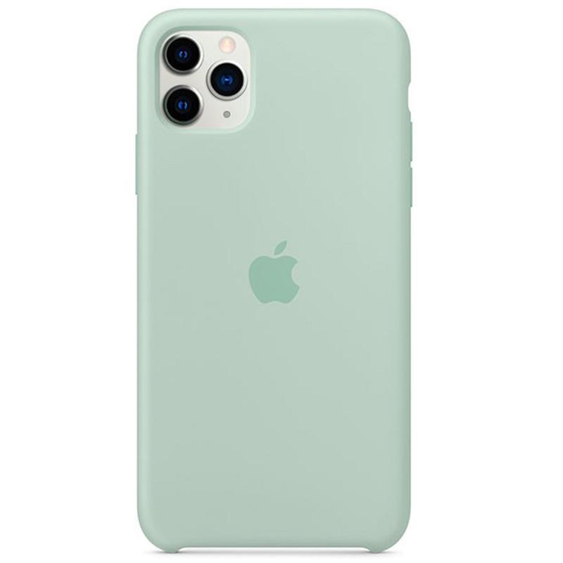 Apple Silicon Case iPhone 11 Pro Beryl (HC)