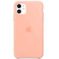 Apple Silicon Case iPhone 11 Grapefruit (HC)