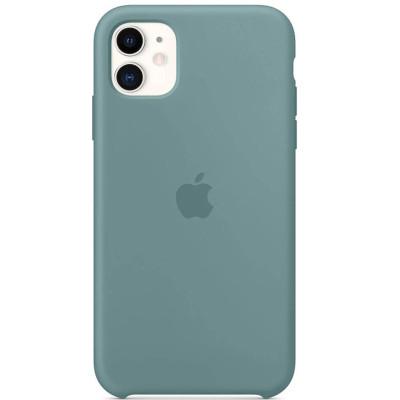 Apple Silicon Case iPhone 11 Cactus (HC)