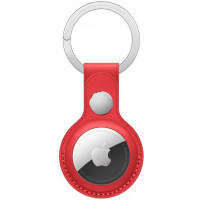 Чехол AirTag Leather Key Ring (PRODUCT) RED