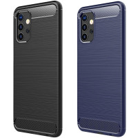 Чехол Carbon для Samsung Galaxy A32 (A325) Black