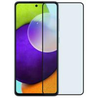 Защитное стекло для Samsung Galaxy A72 (A725) 5D (Полный клей)