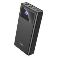 Портативный аккумулятор HOCO J78 30000mAh (4USB/1Type-C/1Lightning, QC/PD, 20W, 5A) Black