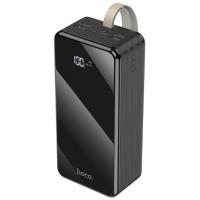 Портативный аккумулятор HOCO DB11 50000mAh (4USB/Type-C/Lightning, 2.1A) Black
