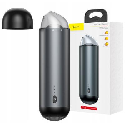 Портативный пылесос Baseus Capsule Cordless Vacuum Cleaner - Black (CRXCQ01-01)