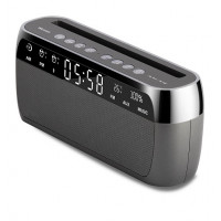 Беспроводная колонка-часы WESDAR K51 Grey