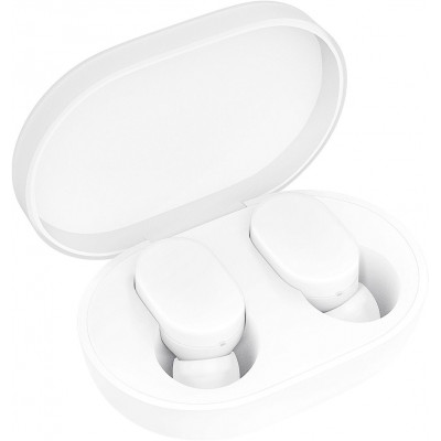 Bluetooth-гарнитура Xiaomi AirDots Youth Edition White (TWSEJ02LM/ZBW4409CN)