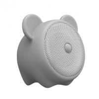 Портативная акустика BASEUS Q Chinese Zodiac Wireless Speaker Mouse E06 Grey