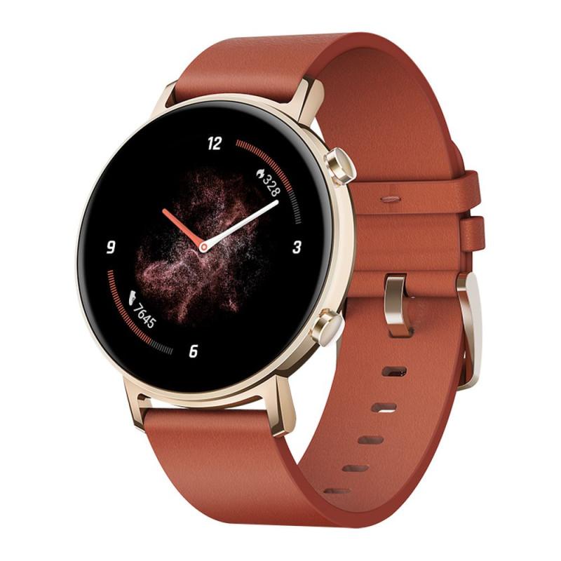 Huawei Watch GT 2 Classic 42mm Chestnut Red (DAN-B19) EU