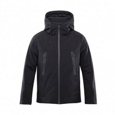 Куртка с подогревом Xiaomi 90 Points Hot Temperature Control Down Jacket Black (size L)