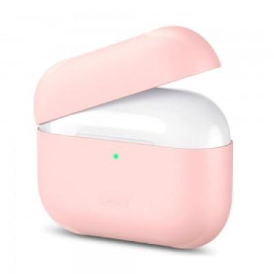 Силиконовый кейс для AirPods Pro Pink (без карабина)