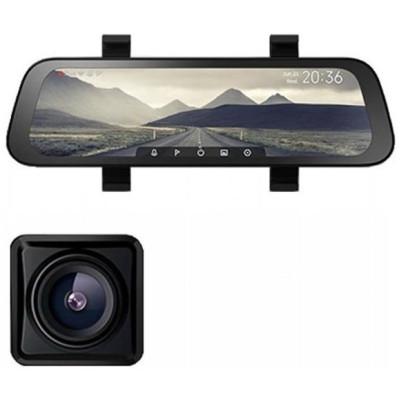 Видеорегистратор 70mai Rearview Dash Cam Wide + 70mai Back Cam (Midrive D07+RC05)