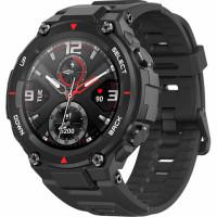 Смарт-часы Amazfit T-Rex Rock Black (Международная версия) (A1919)