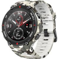 Смарт-часы Amazfit T-Rex Army Camo Green (Международная версия) (A1919CG)