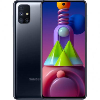 Samsung Galaxy M51 6/128Gb Celestial Black (UA-UCRF) - (SM-M515FZKDSEK)