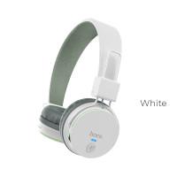 Наушники Bluetooth HOCO Easy move W19 White