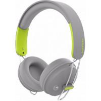 Наушники AWEI Bluetooth A800BL Gray-Green