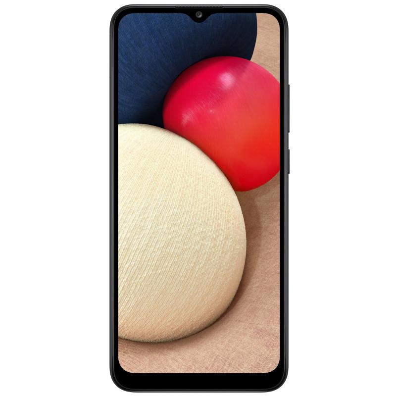 Samsung Galaxy A02s 3/32GB Black (UA UCRF) - (SM-A025FZKESEK)