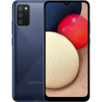 Samsung Galaxy A02s 3/32GB Blue (UA UCRF) - (SM-A025FZBESEK)