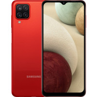 Samsung Galaxy A12 3/32GB Red (UA UCRF) - (SM-A125FZRUSEK)