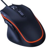 Мышь BASEUS GAMO 9 Programmable Buttons Gaming Mouse GM01