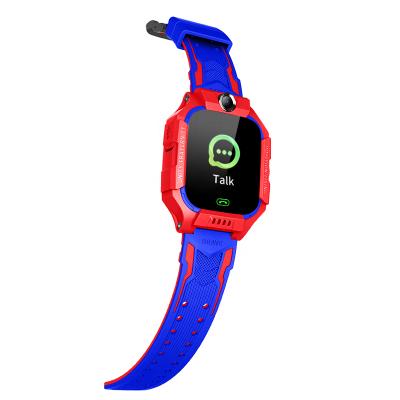 Детские смарт-часы Brave Q19 SIM (GPS, Camera, SOS, FlashLight, Waterproof) Red