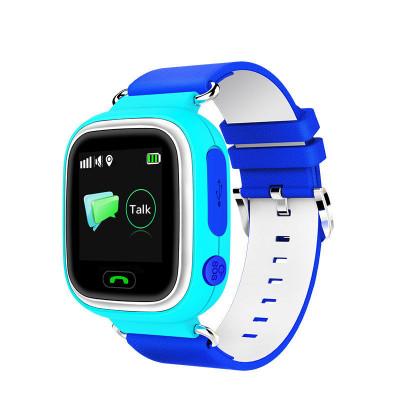 Детские смарт-часы Q523 SIM (GPS, SOS) Blue