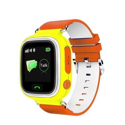 Детские смарт-часы Q523 SIM (GPS, SOS) Orange