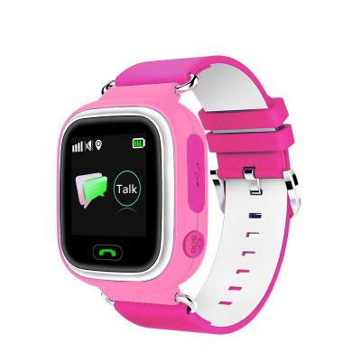 Детские смарт-часы Q523 SIM (GPS, SOS) Pink
