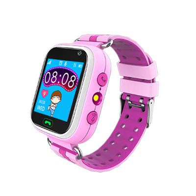 Детские смарт-часы Q523S (SIM,WIFI,GPS, SOS, Camera) Pink