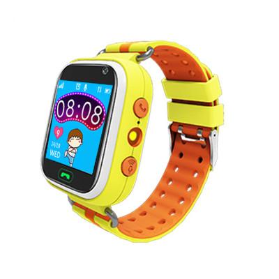 Детские смарт-часы Q523S (SIM,WIFI,GPS, SOS, Camera) Orange