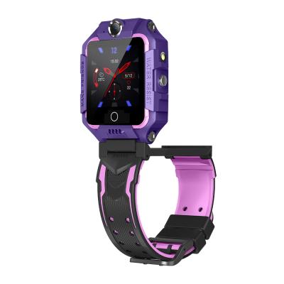 Детские смарт-часы Brave T10N SIM/WIFI (GPS, Dual Camera, SOS, FlashLight, Waterproof) Purple
