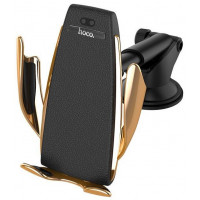 Беспроводное зарядное устройство Hoco CA34 Gold