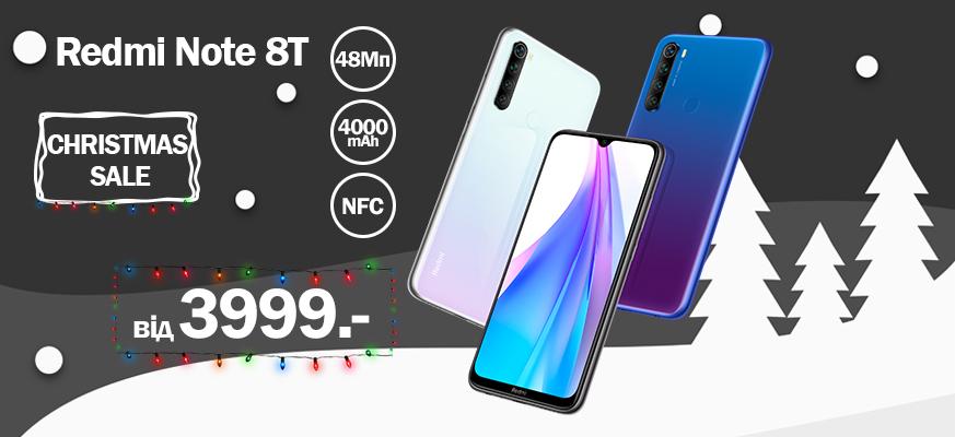 Смартфон Xiaomi Redmi Note 8T